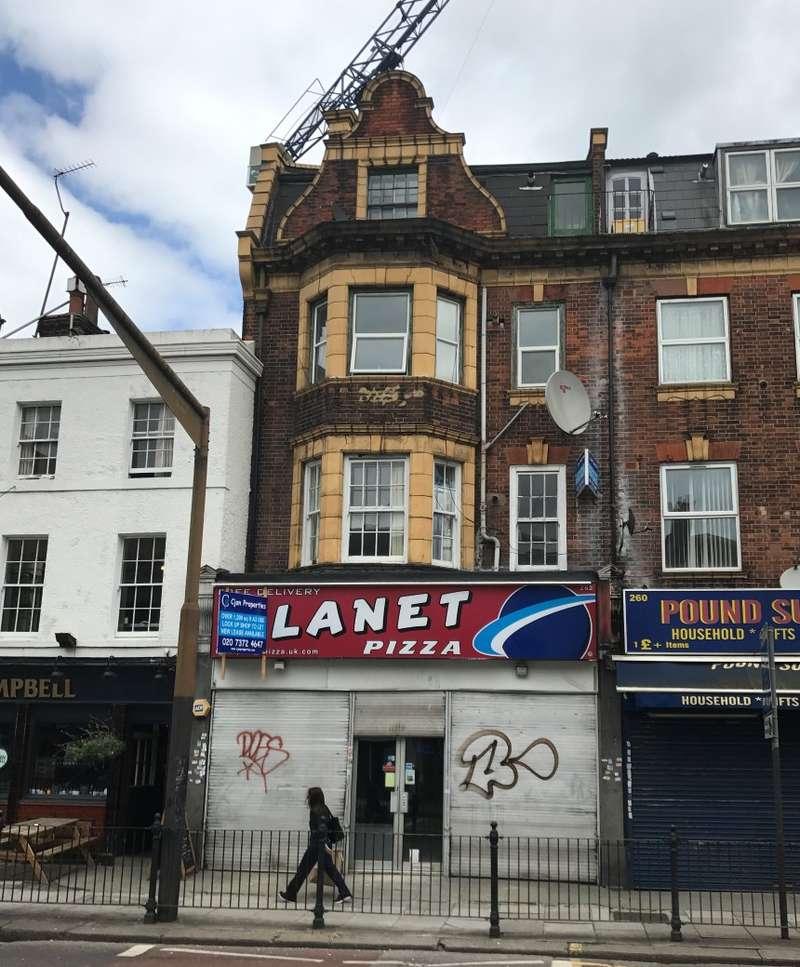 1 Bedroom Flat for sale in Kilburn High Road, Kilburn, London, NW6 2BY