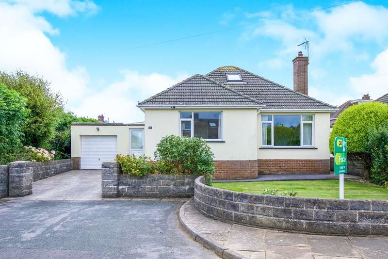 2 Bedrooms Detached Bungalow for sale in Nottage Mead, Nottage, Porthcawl