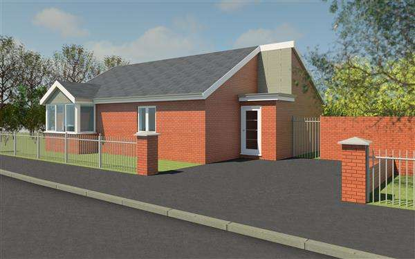 2 Bedrooms Bungalow for sale in Ellards Drive, Wednesfield, Wednesfield