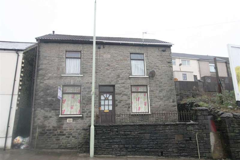 2 Bedrooms Terraced House for sale in Penygraig Road, Penygraig, Tonypandy