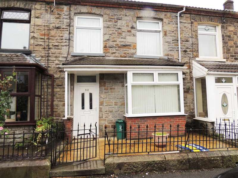 3 Bedrooms Terraced House for sale in Sherwood Street, Llwynypia, Tonypandy