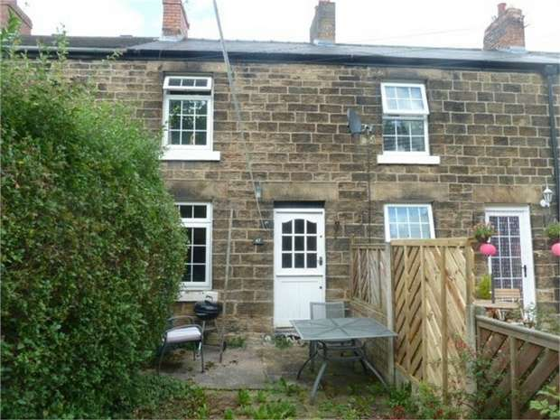 1 Bedroom Terraced House for sale in Church Street North, Old Whittington, Chesterfield, Derbyshire