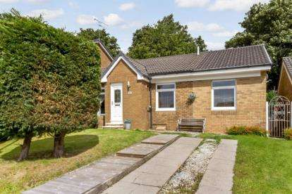 3 Bedrooms Bungalow for sale in Saughs Gate, Robroyston, Lanarkshire