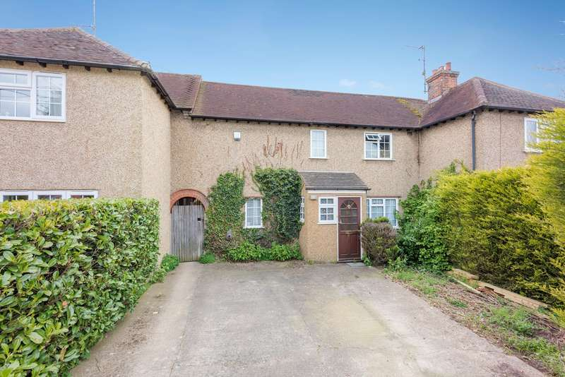 3 Bedrooms Terraced House for sale in Howard Road, Seer Green, Beaconsfield, HP9