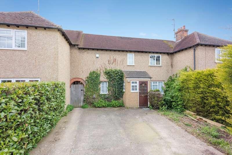 3 Bedrooms Terraced House for sale in Howard Road, Seer Green, Beaconsfield, HP9