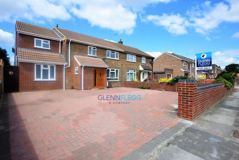 5 Bedrooms Semi Detached House for sale in Langley, Slough