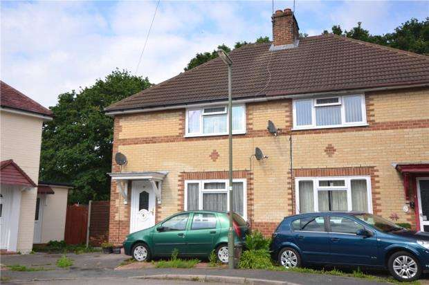 3 Bedrooms Semi Detached House for sale in Bridge End, Camberley, Surrey