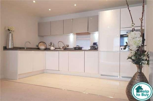 2 Bedrooms Apartment Flat for sale in Viridium, Sullivan Road, Camberley