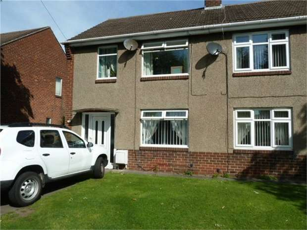2 Bedrooms Semi Detached House for sale in Green Lane, Ashington, Northumberland