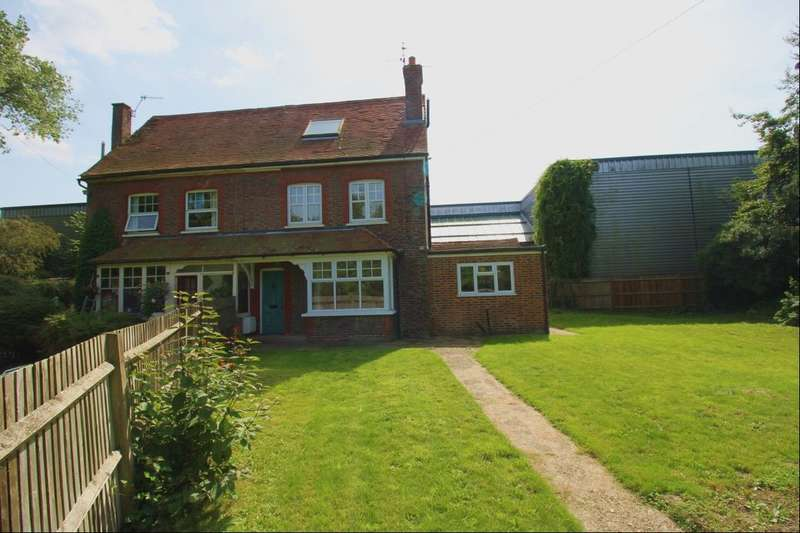 3 Bedrooms Semi Detached House for sale in Maidstone Road, Paddock Wood, Tonbridge, TN12