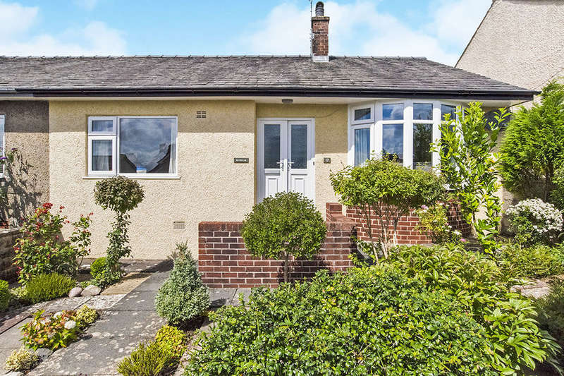 2 Bedrooms Semi Detached Bungalow for sale in Priory Lane, Grange-Over-Sands, LA11