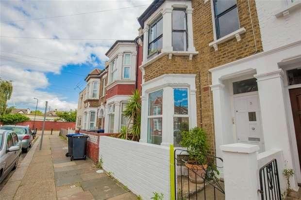 2 Bedrooms Flat for sale in Brownlow Road, Harlesden, London