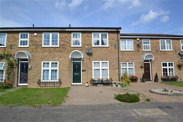 3 Bedrooms Terraced House for sale in Ruscombe Way, Feltham