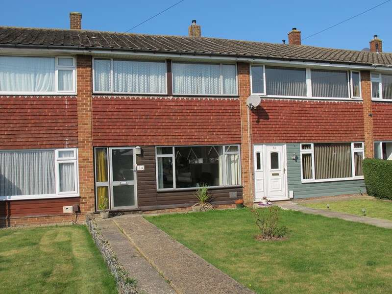 3 Bedrooms Terraced House for sale in Warwick Close, Lee-On-The-Solent