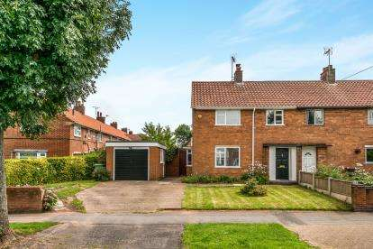 3 Bedrooms End Of Terrace House for sale in John Amery Drive, Stafford