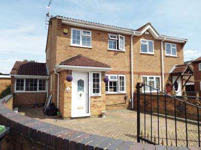 3 Bedrooms End Of Terrace House for sale in Waterlooville