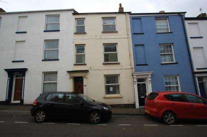 6 Bedrooms Terraced House for sale in Exmouth, Devon