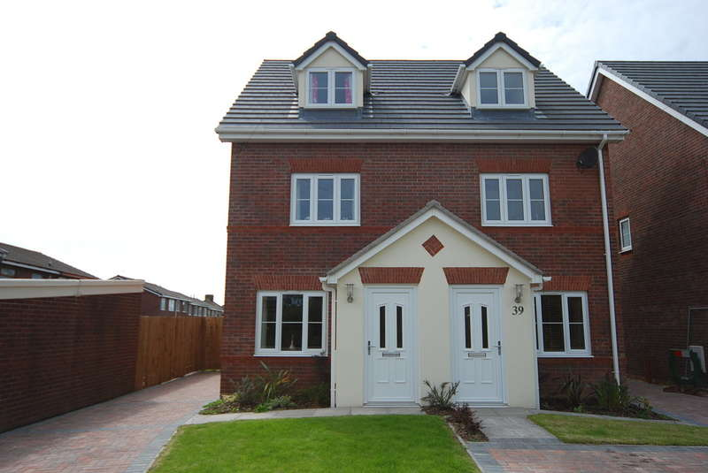 4 Bedrooms Semi Detached House for sale in The Kentmere House Type, Ratings Village Development, Flass Lane, Barrow-in-Furness