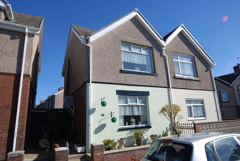 3 Bedrooms Semi Detached House for sale in Farm Street, Barrow-in-Furness, Cumbria, LA14 2RX