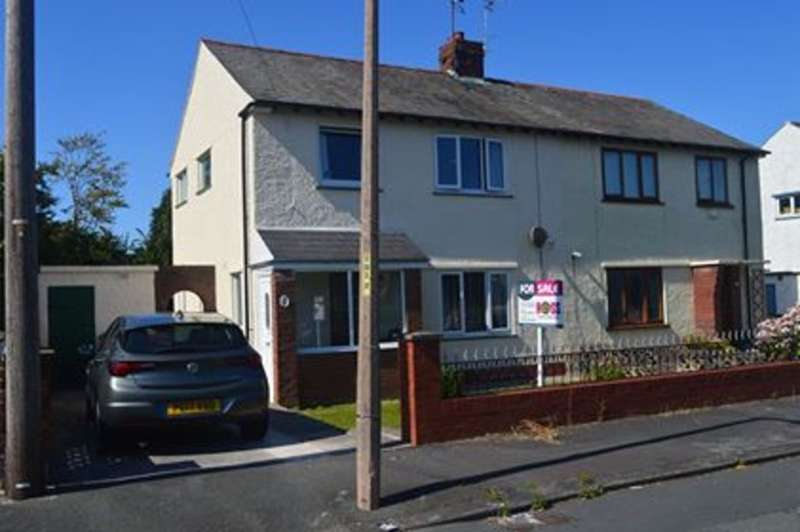 3 Bedrooms Semi Detached House for sale in Lorne Road, Barrow-in-Furness, Cumbria, LA13 9BW