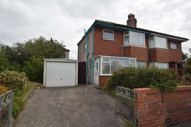 2 Bedrooms Semi Detached House for sale in Schneider Road, Barrow-in-Furness, Cumbria, LA14 5DW