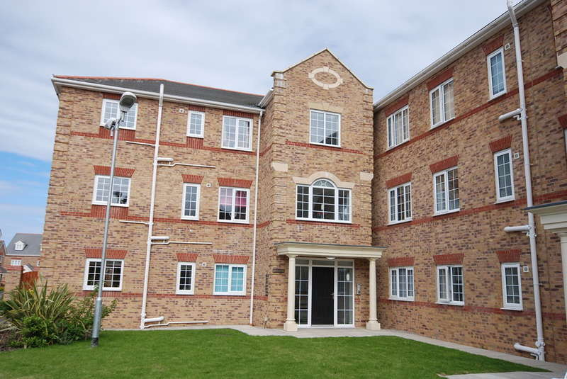 2 Bedrooms Flat for sale in Retirement Apartments, Ratings Village, Barrow, LA13 0GU