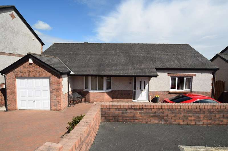 3 Bedrooms Detached Bungalow for sale in Sandalwood Close, Barrow-in-Furness, Cumbria, LA13 0SB