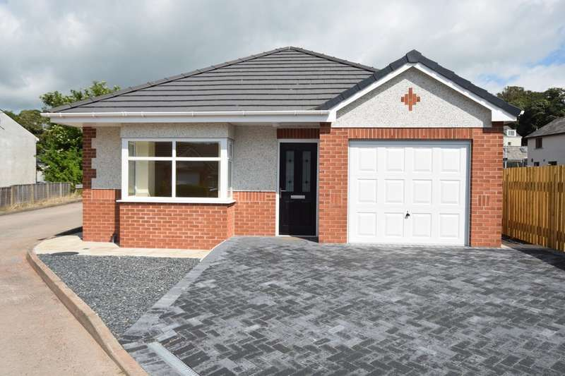 3 Bedrooms Detached Bungalow for sale in Station Approach, Dalton-in-Furness, Cumbria, LA15 8RA
