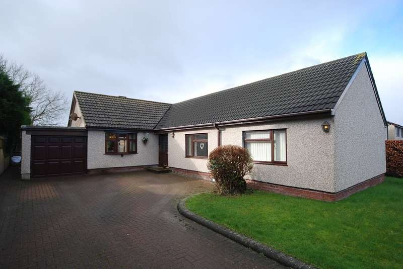 4 Bedrooms Detached Bungalow for sale in Ireleth Road, Askam-in-Furness, Cumbria, LA16 7DN