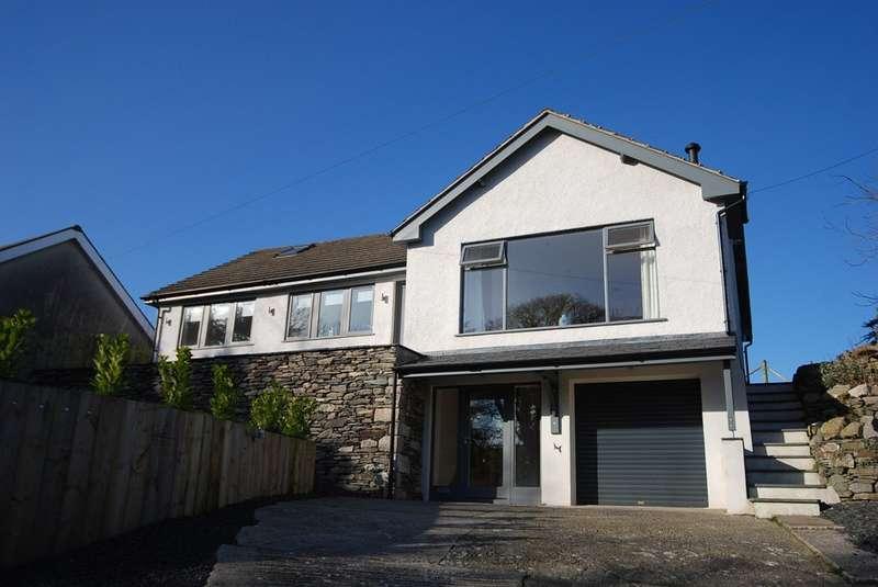 4 Bedrooms Detached Bungalow for sale in Seekers Way, Beckside, Pennington, Cumbria, LA12 7NX