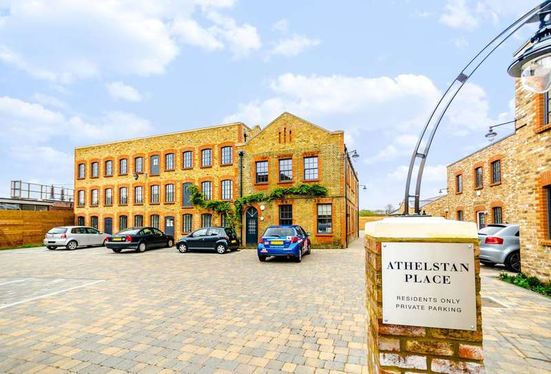 1 Bedroom Flat for sale in Hamilton Road, Twickenham, TW2