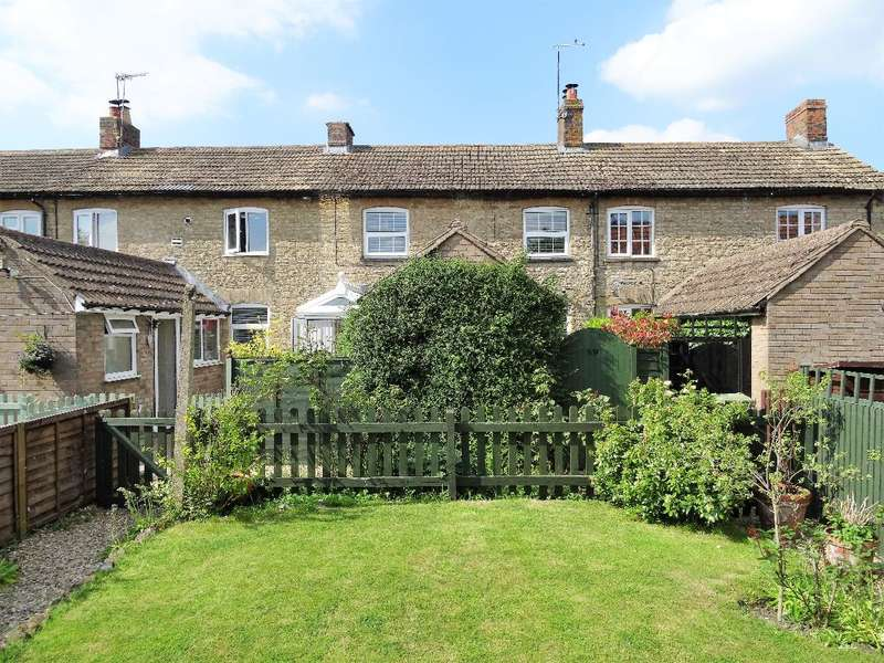 2 Bedrooms Cottage House for sale in NEW ROW, LAVENDON