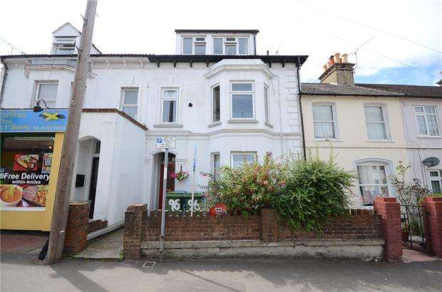 2 Bedrooms Apartment Flat for sale in Grosvenor Road, Aldershot, Hampshire