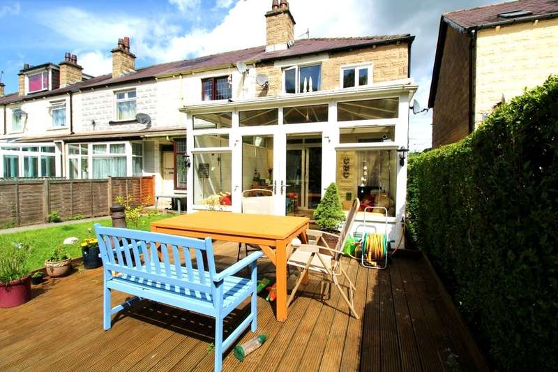 3 Bedrooms Property for sale in Aire View Avenue, BINGLEY, BD16