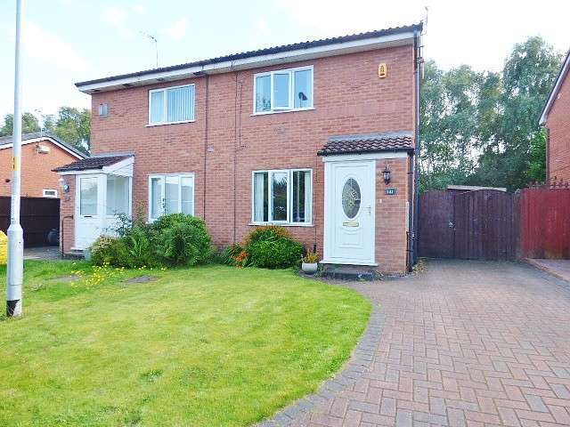 2 Bedrooms House for sale in Livingstone Close, Old Hall, Warrington