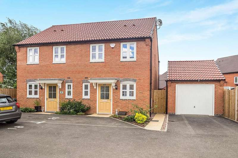 2 Bedrooms Semi Detached House for sale in Old Farm Lane, Longford, Coventry, CV6