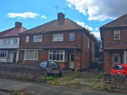 3 Bedrooms Semi Detached House for sale in Peveril Road, Beeston, Nottingham