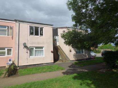 1 Bedroom Maisonette Flat for sale in Stowe Court, Stantonbury, Milton Keynes, Buckinghamshire