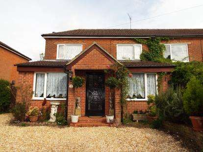 4 Bedrooms Semi Detached House for sale in Colden Common, Winchester, Hampshire