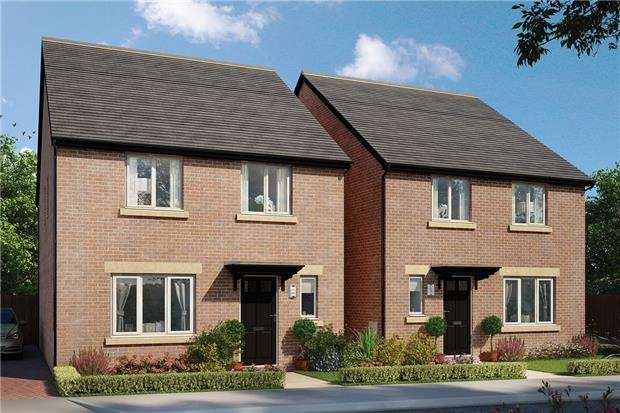 4 Bedrooms Detached House for sale in The Woodcote, Hardwicke Grange, Gloucester.