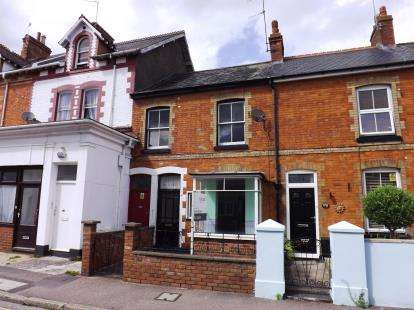 3 Bedrooms Terraced House for sale in Dawlish, Devon