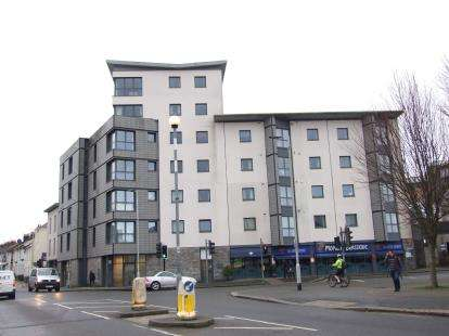1 Bedroom Flat for sale in Coxside, Plymouth, Devon