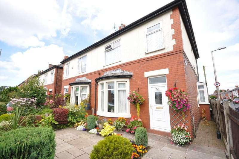 3 Bedrooms Semi Detached House for sale in Ribby Road, Kirkham, Preston, Lancashire, PR4 2BA
