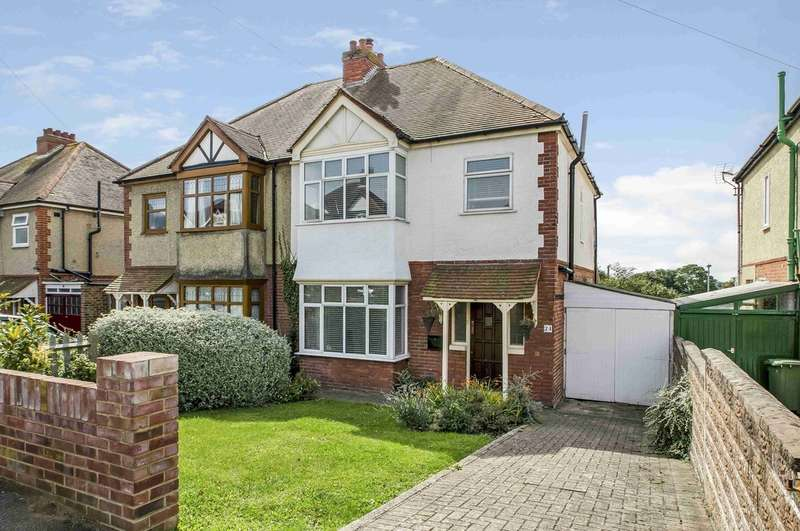 3 Bedrooms Semi Detached House for sale in Cosham, Hampshire