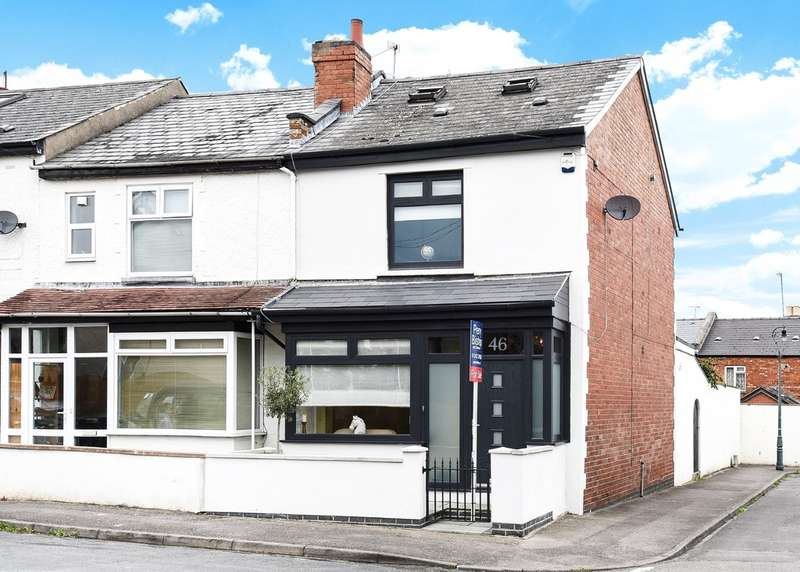 3 Bedrooms End Of Terrace House for sale in Leckhampton