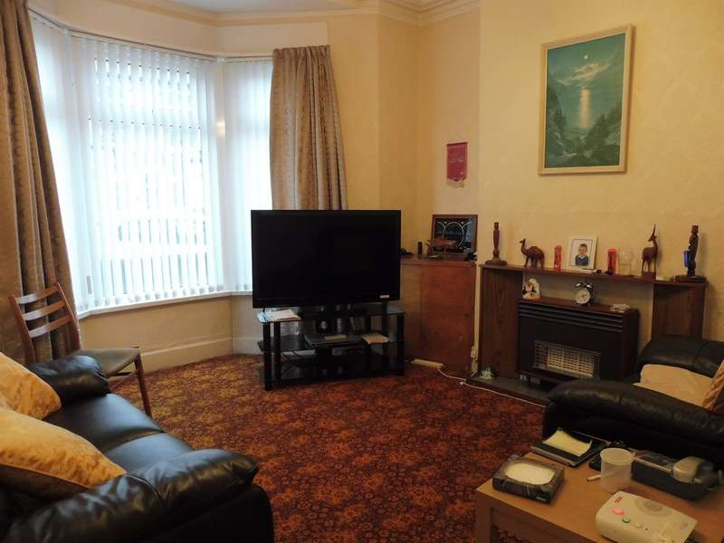 2 Bedrooms Terraced House for sale in Coveny Street, Cardiff
