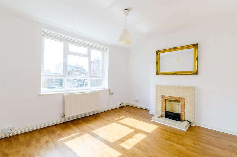2 Bedrooms Flat for sale in Chart Street, Hoxton, N1
