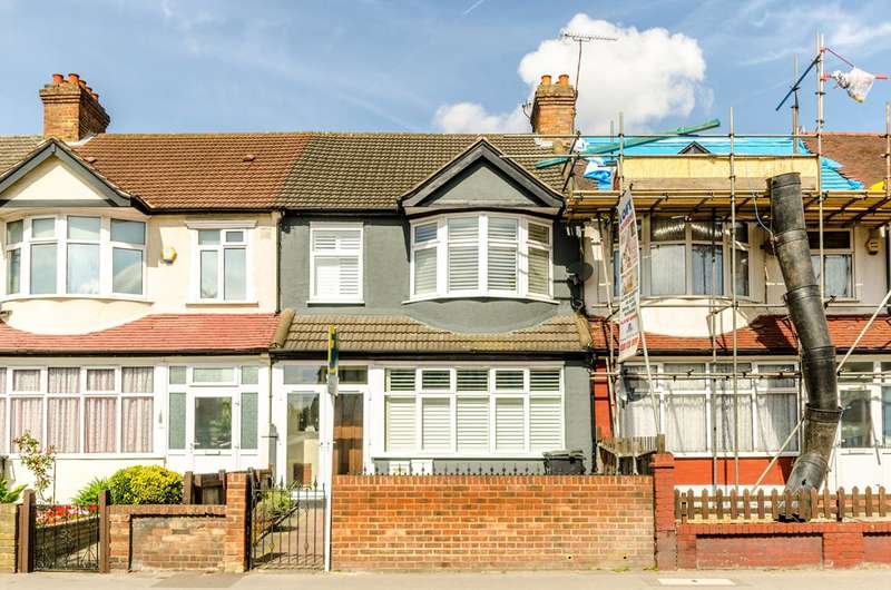 3 Bedrooms House for sale in Whitehorse Lane, South Norwood, SE25