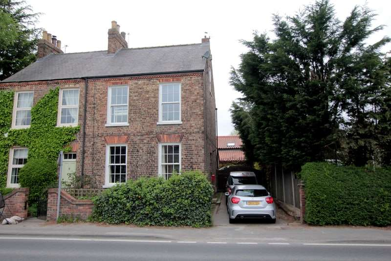 5 Bedrooms Semi Detached House for sale in Main street, York, North Yorkshire, YO10