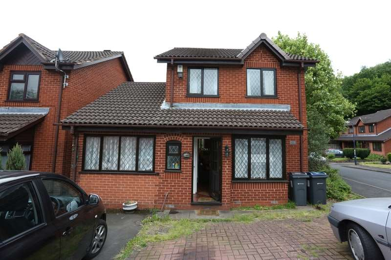3 Bedrooms Detached House for sale in Dacer close, Birmingham, West Midlands, B30